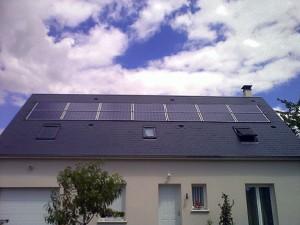 panneaux electricite solaire