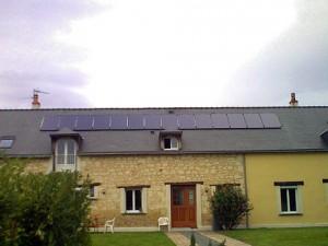 capteur energie solaire