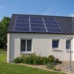 toiture panneaux photovoltaiques solrif